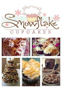 SnowflakeCupcakeCollage