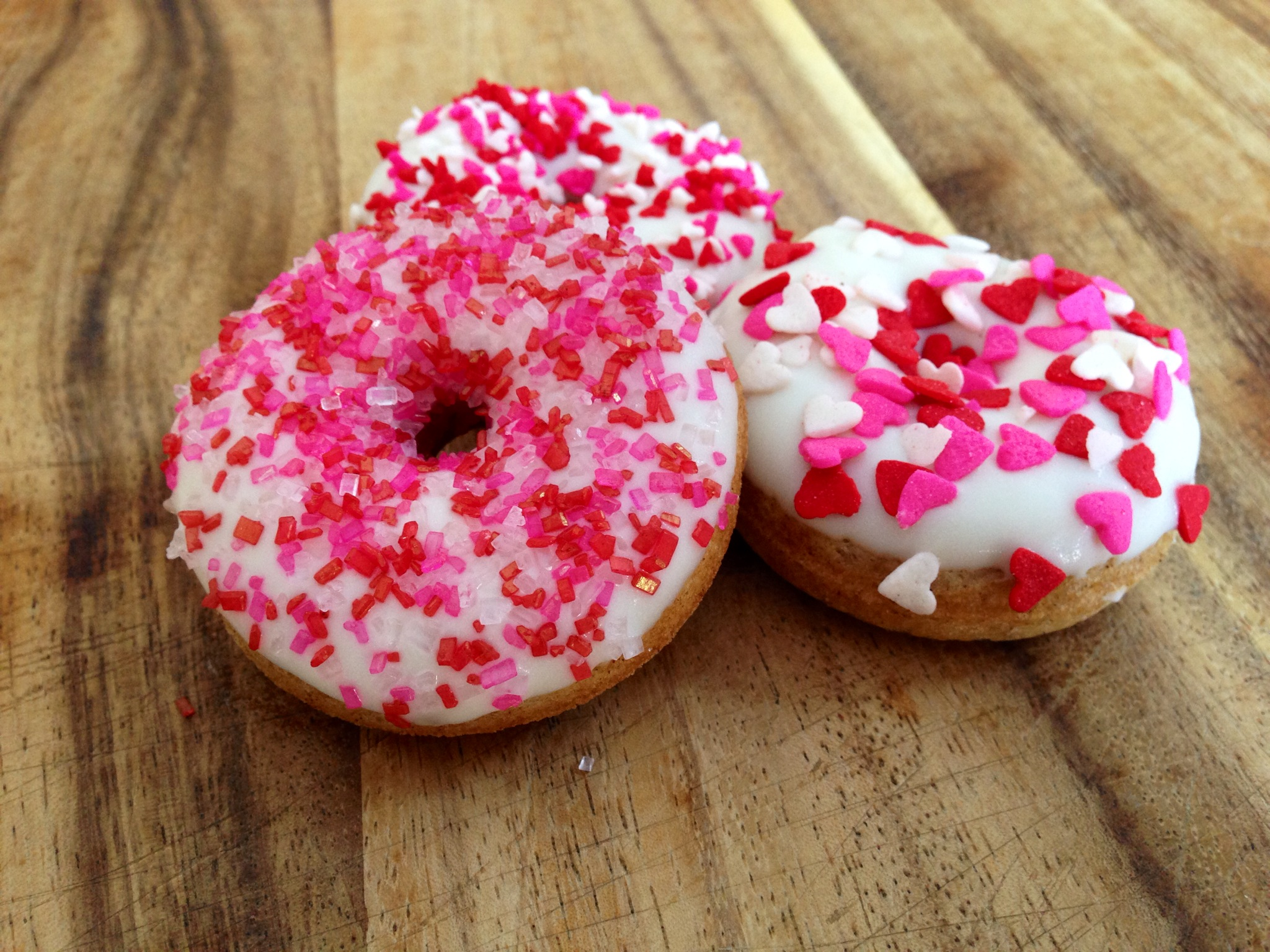 Valentine's Day DONUT Giveaway | try vermont first