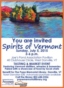 spirits invite